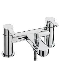 Sagittarius Plaza Bath Shower Mixer Tap With No 1 Kit - PL-105-C