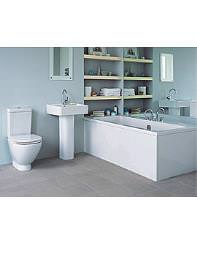 Ideal Standard White Bathroom Suite