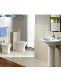 Aqva Ancona Wash room 4 piece Suite - AQVA-LMK916+LMK301