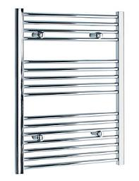 Tivolis Heated Towel Rail Radiator Straight 500 x 800mm