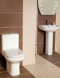 RAK Compact Cloakroom Suite - COMPAKWO - COM55BAS1 - COMPEDL