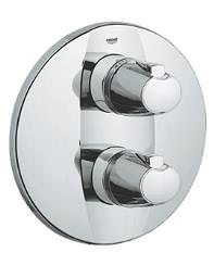 Grohe Grohtherm 3000 Thermostatic Shower Mixer Trim Chrome 19359000