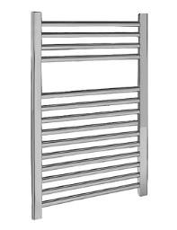 Lauren Straight Ladder Towel Rail Chrome 500 x 700mm - MTY064