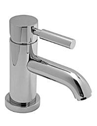 Vado Nuance Mono Basin Mixer Tap Without Clic-Clac Waste - NUA-100-SB