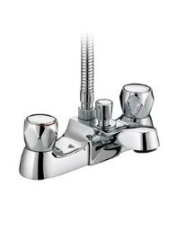 Bristan Value Club Luxury Bath Shower Mixer Tap - VAC LBSM C MT