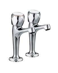 Bristan Value Club High Neck Kitchen Taps - VAC HNK C MT
