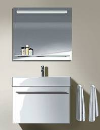 Vero Basin 1200mm On X-Large Furniture 1150mm - XL604701818