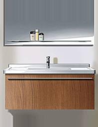 Starck 3 Basin 1050mm On X-Large Furniture 800mm - XL605701818