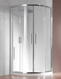 Manhattan Quadrant Duo Shower Enclosure 800 x 800mm - M8CL80QDC
