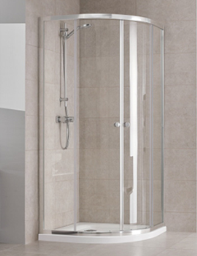 Twyford T4 Quadrant Shower Enclosure 900 x 900mm - T45700CP