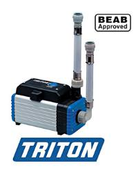 Triton T450i Single Impeller Shower Pump - T450I00M