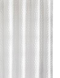 Croydex Mosaic Wave PEVA Vinyl Shower Curtain - AE287522