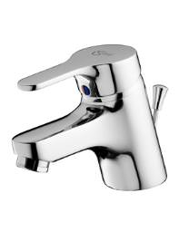 Ideal Standard Alto Single Lever Basin Mixer Tap With Pop Up Waste