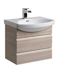 Roper Rhodes Profile Pale 600mm Wall Mounted Unit Including Basin