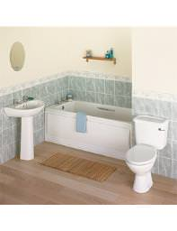 Twyford Option Bathroom Suite - PK5602WH