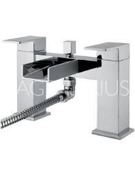 Sagittarius Niagara Bath Shower Mixer Tap And Kit - NI-105-C