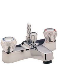 Tre Mercati Special Economy Bath Shower Mixer Tap And Clear Head - 411