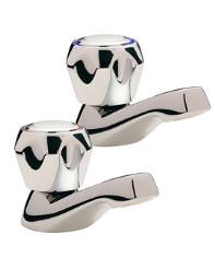Tre Mercati Special Economy Pair Of Tap for Wash Basin Italy Head