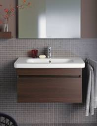 Duravit DuraStyle 1150mm White Matt Wall Mounted Vanity Unit With Basin