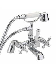 Sagittarius Immortals Demeter Bath Shower Mixer Tap With Shower Kit