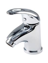HIB Minor Monobloc Basin Mixer Tap Chrome - 5160