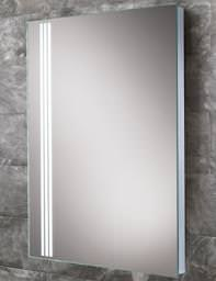 HIB Amber Steam Free LED Back-Lit Mirror 700 x 500mm - 77407000