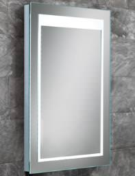 HIB Liberty Steam Free LED Back-Lit Mirror 400 x 600mm - 77411000