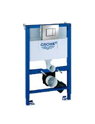 Grohe Rapid SL 3 In 1 Set For WC With Flushing Cistern - 38773 000