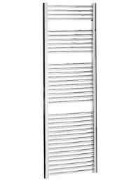 Bauhaus Stream 600 x 1700mm Curved Towel Warmer Chrome - ST60X170C
