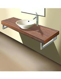 Duravit Happy D American Walnut 1600mm Console