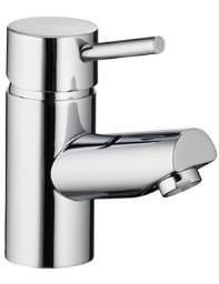 Pura Xcite Single Lever Basin Mixer Tap With Clicker Waste - XCBAS