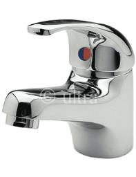 Ultra Eon Single Lever Mono Basin Mixer Tap With Waste - PF305