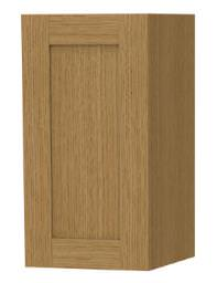 Miller London Oak Single Door Storage Cabinet 275 x 590mm