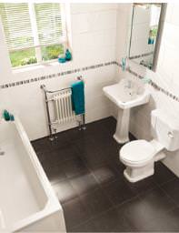 Balterley Ambience Traditional Bathroom Suite