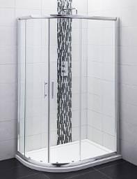 Balterley Offset Quadrant Shower Enclosure 1200x800mm - BYSEFOQ8