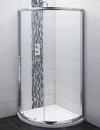 Balterley Double Door Quadrant Shower Enclosure 800mm - BYSEFDQ8