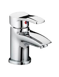 Bristan Capri Basin Mixer Tap with Pop-Up Waste - CAP BAS C