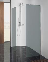 Simpsons Design Semi Frame-less Walk In Panel 400mm - DSPSC0400