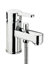 Sagittarius Plaza Monobloc Bath Shower Mixer Tap With Kit
