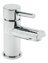 Sagittarius Piazza Cloakroom Basin Mixer Tap With Sprung Waste