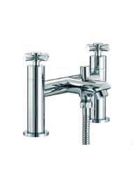 Beo Prestige Bath Shower Mixer Tap With Shower Kit