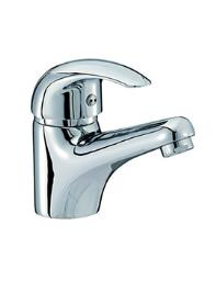 Beo Atlas Single Lever Mono Basin Mixer Tap With Pop-Up Waste Chrome