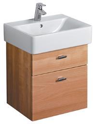 Ideal Standard Concept Cube 350mm 1 Door Wall Hung Basin Unit