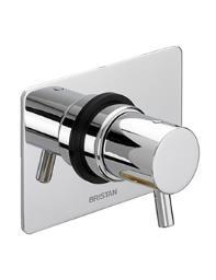Bristan Prism Shower Diverter Tap (Three Outlets) - PM 5WDIV C