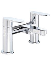 Sagittarius Metro Deck Mounted Chrome Bath Filler Tap - MT-104-C