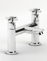 Beo Prestige Bath Filler Tap Chrome