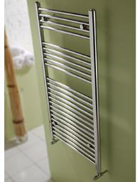 MHS Space Chrome Towel Rail 450 x 770mm - SPSCH-B-45-077